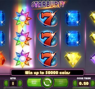 Starburst demo review Cassino Todo