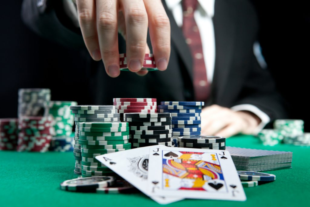 Termos de blackjack online