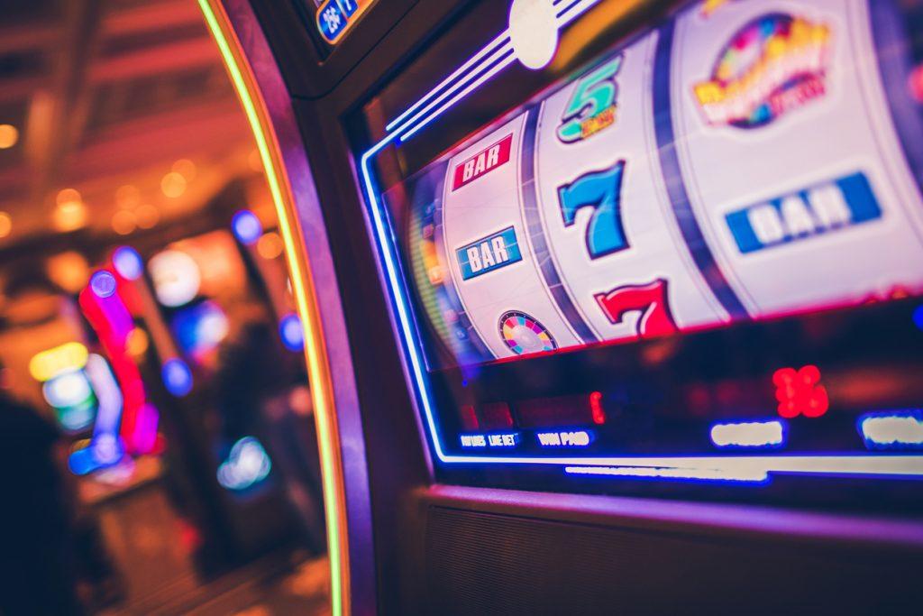 slot machines payout