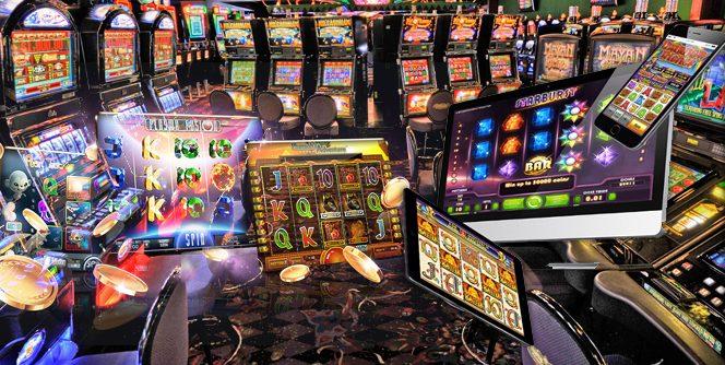 termos de slot machines online