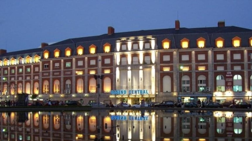 cassinos da argentina - Casino Central, Mar del Plata