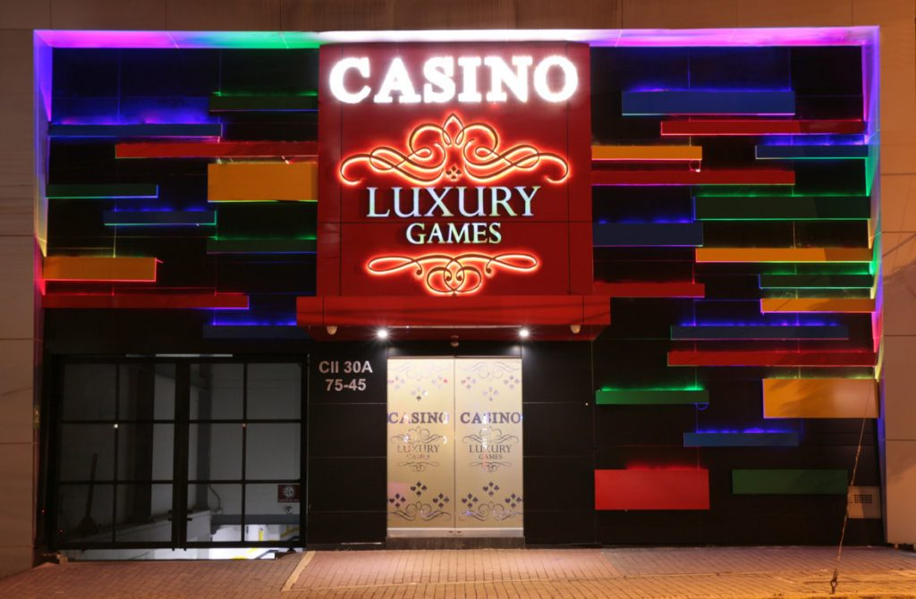cassinos na Colômbia - Casino Luxury Games