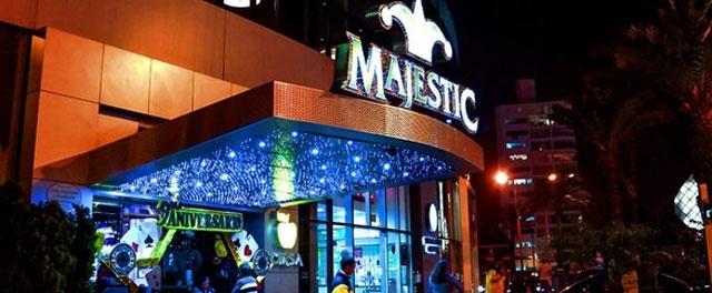 cassinos no peru - Majestic Casino