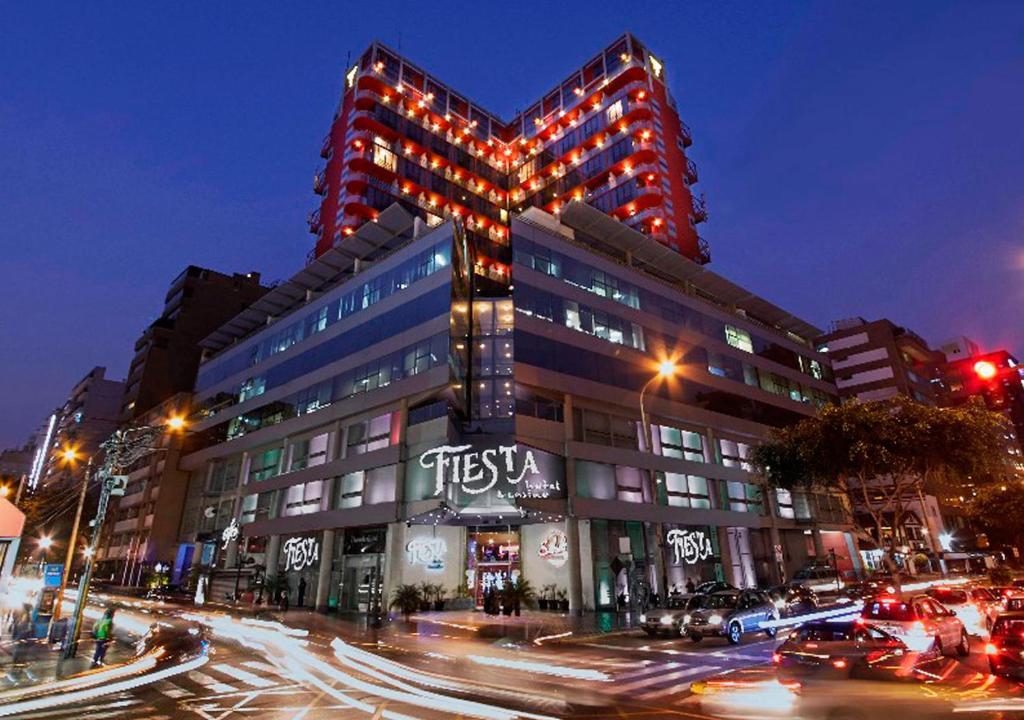 cassinos no peru - Thunderbird Fiesta Hotel & Casino
