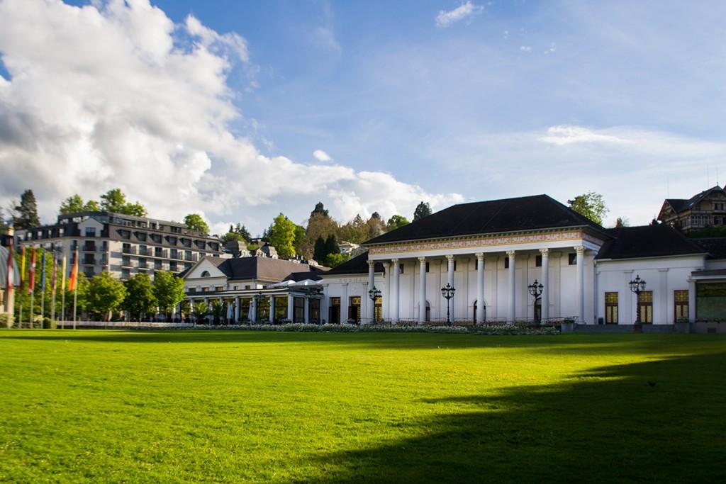 cassinos na europa - Baden-Baden