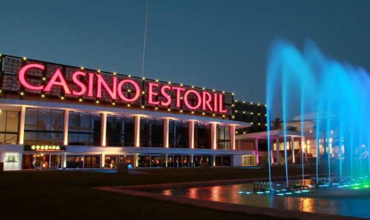 cassinos na europa - Casino Estoril