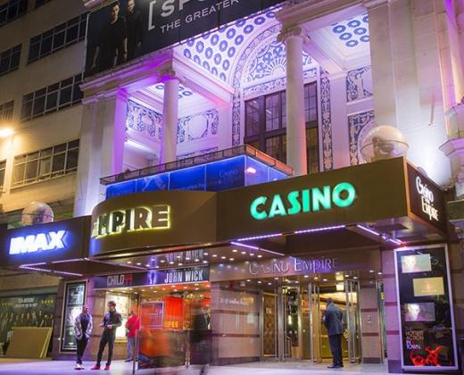 cassinos na europa - Empire Casino