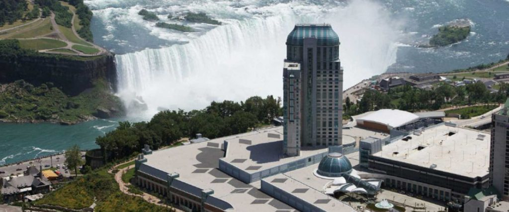 cassinos no canada - Niagara Fallsview