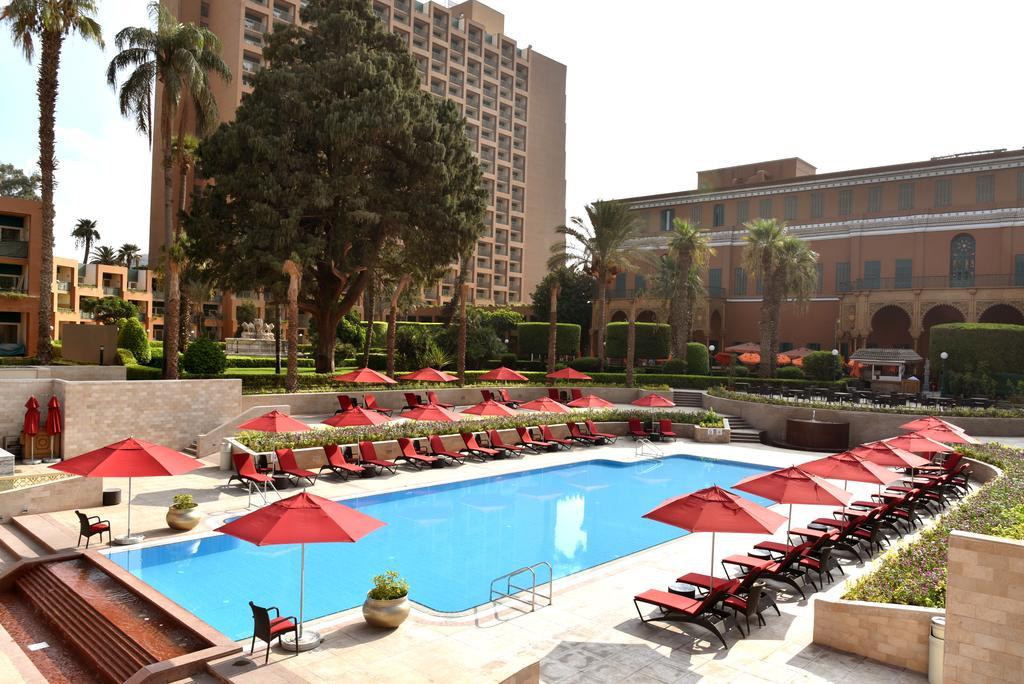 cassinos em africa - Cairo Marriott Hotel