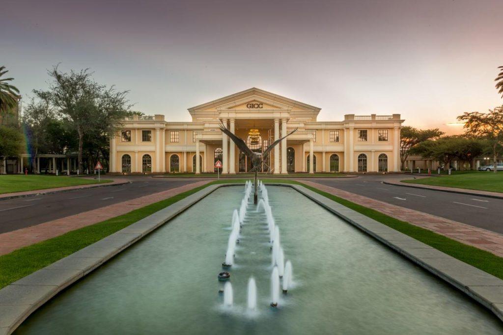 cassinos em África - The Grand Palm Casino