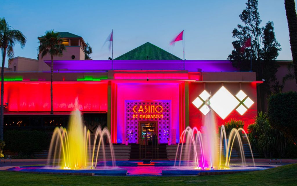 cassinos em Marrocos - Casino Marrakech