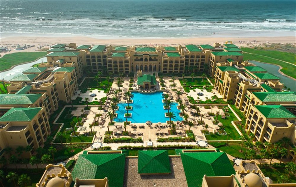 cassinos em Marrocos - Casino Mazagan