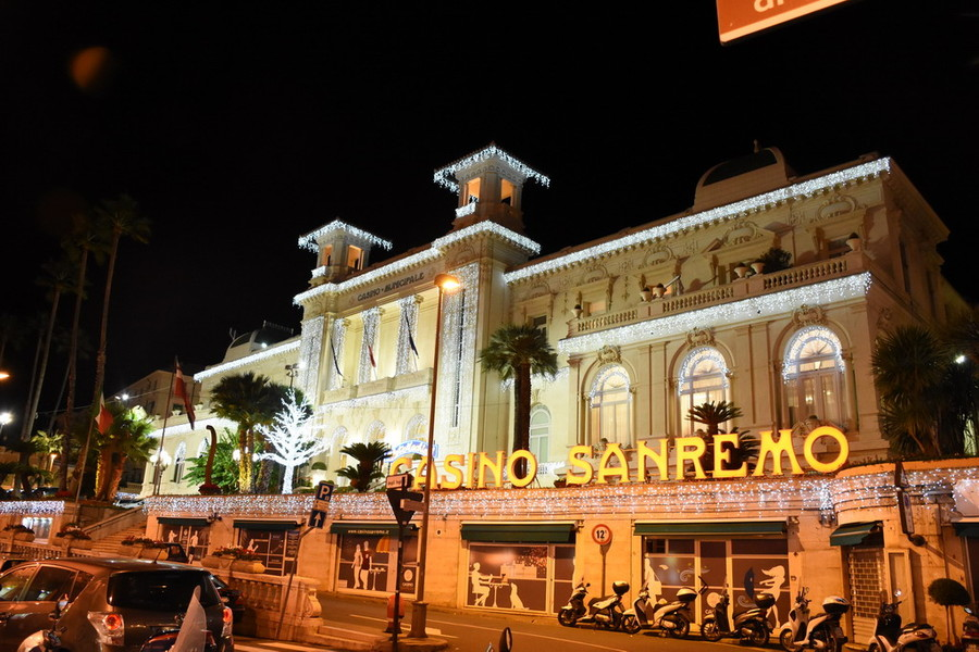 cassinos de itália - Casino Sanremo