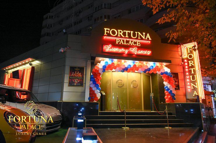 cassinos na Roménia - Fortuna Palace Luxury Games