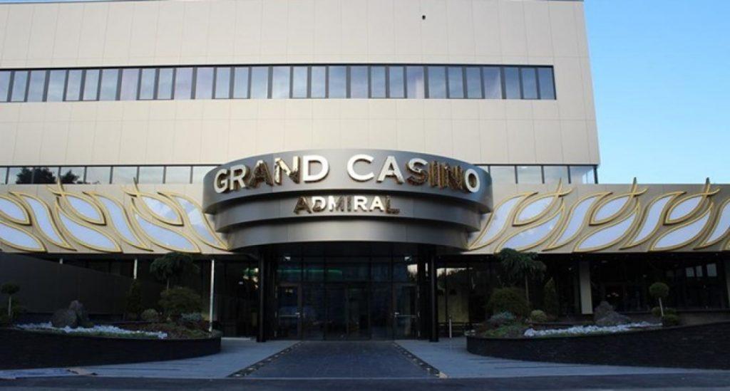 cassinos na Croácia - Grand Casino Admiral