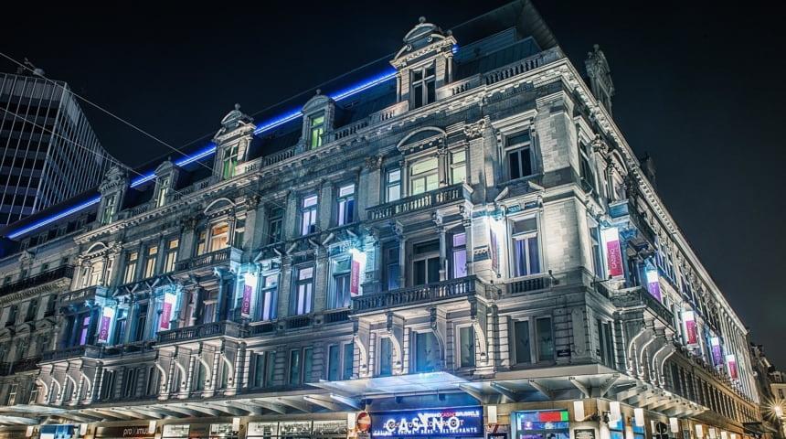 cassinos na bélgica - Grand Casino Brussels Viage