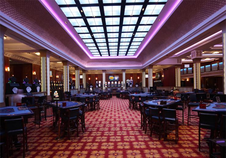cassinos em Marrocos - Grand Casino La Mamounia