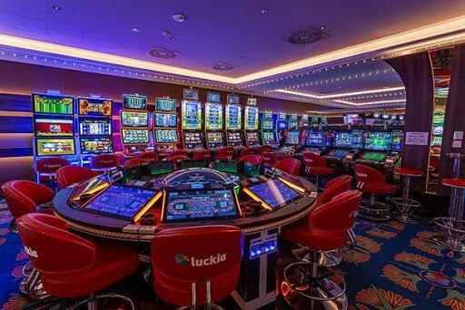 cassinos na croácia - Luckia Casino