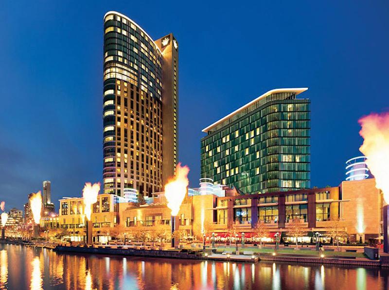 cassinos na austrália - Melbourne Crown Casino