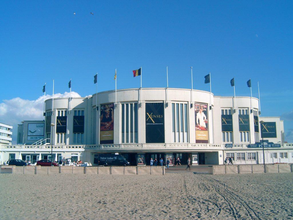 cassinos na bélgica - Napoleon Grand Casino Knokke