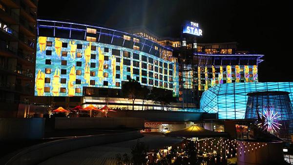 cassinos na Austrália - Star Casino